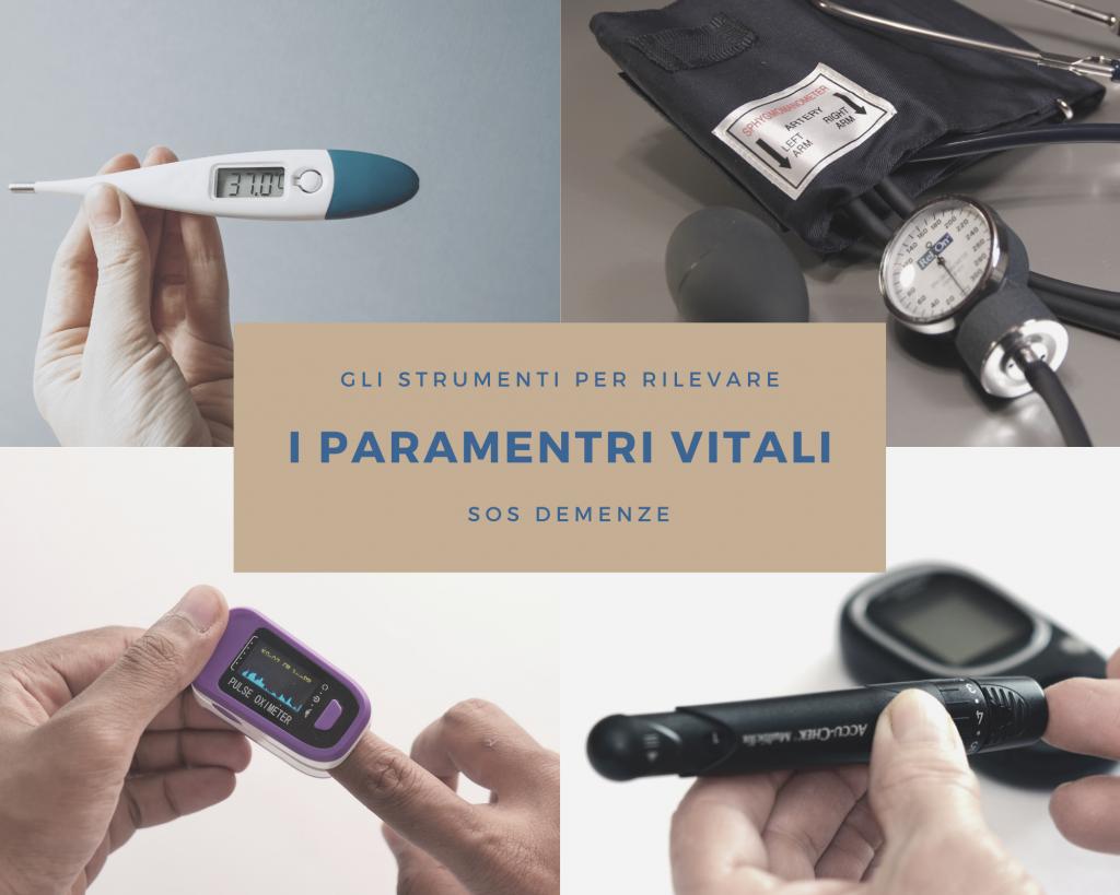 strumenti paramentri vitali